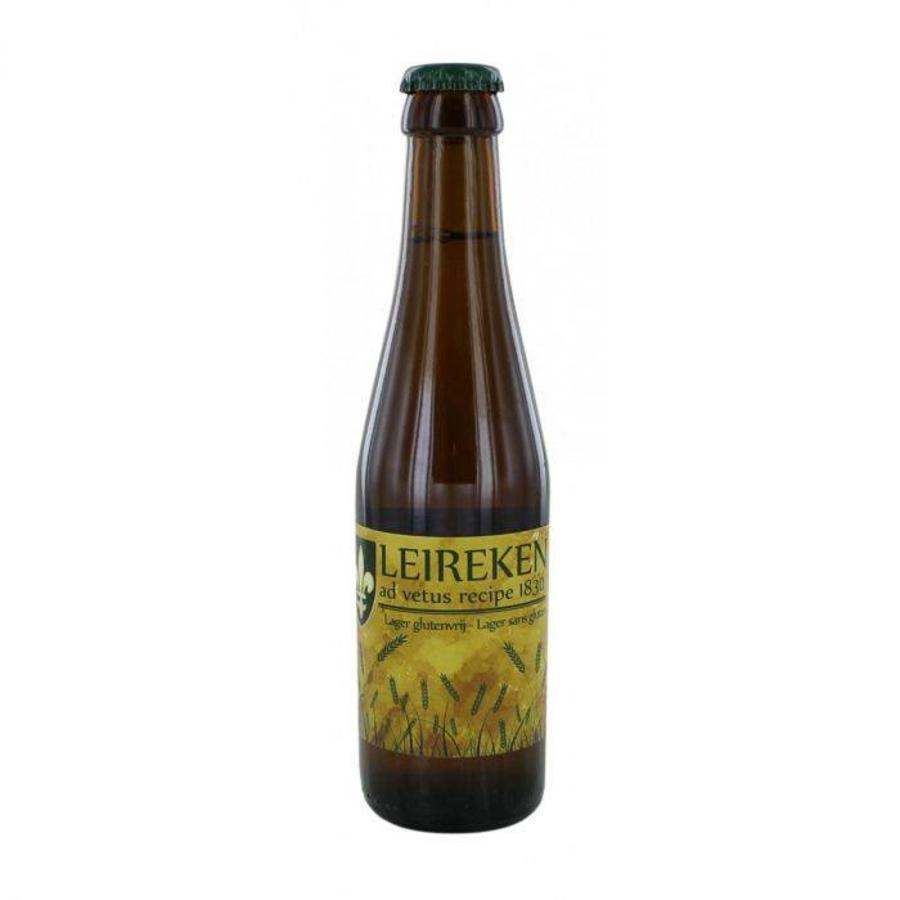 Lager Bier Biologisch 5,2%