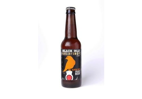Black Isle Goldfinch Bier Biologisch