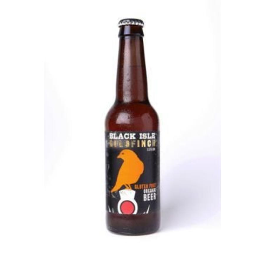 Goldfinch Bier Biologisch 3,5%