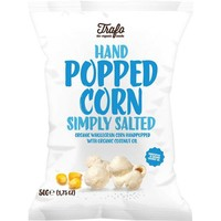 Hand Popped Corn Simply Salted Biologisch