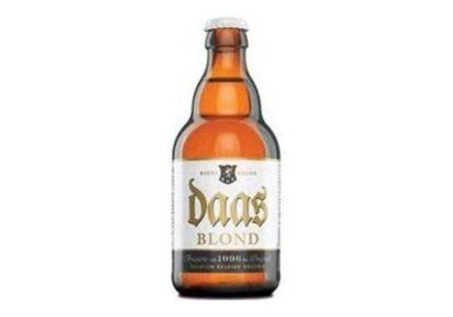 Daas Premium Belgisch Blond Bier Biologisch 6,5%