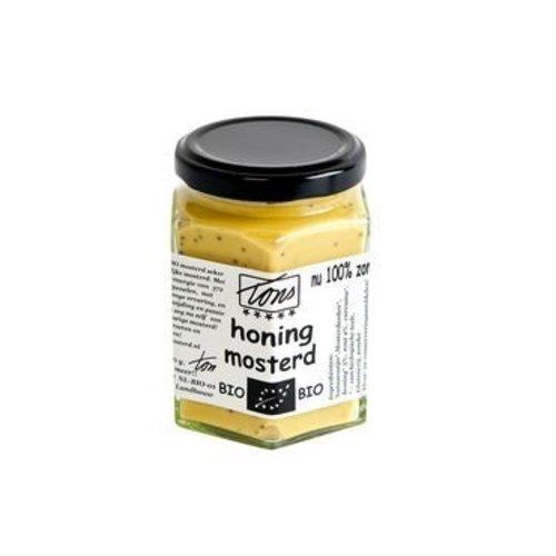 Tons Honing Mosterd Biologisch