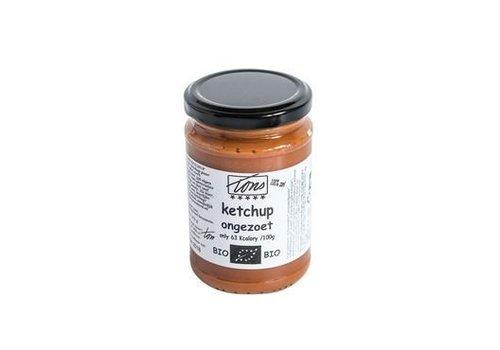 Tons Ketchup Ongezoet Biologisch