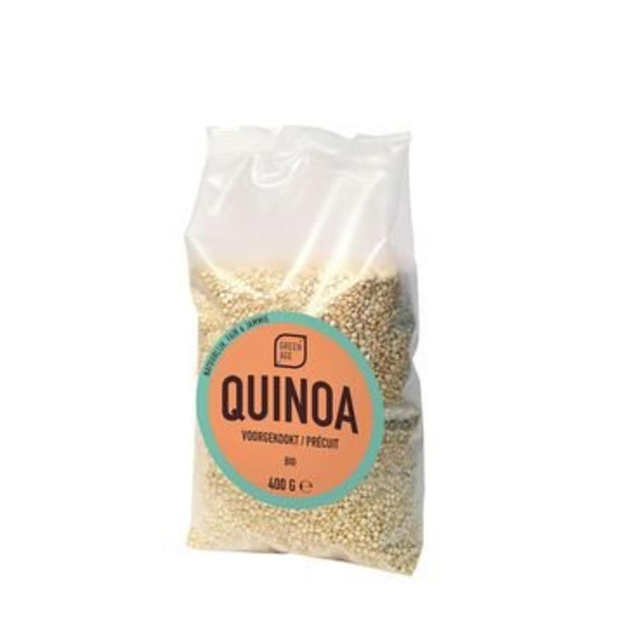 Quinoa Voorgekookt Biologisch