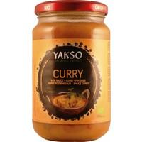 Roerbaksaus Curry Biologisch
