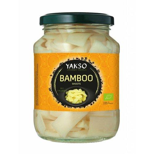 Yakso Bamboescheuten Biologisch