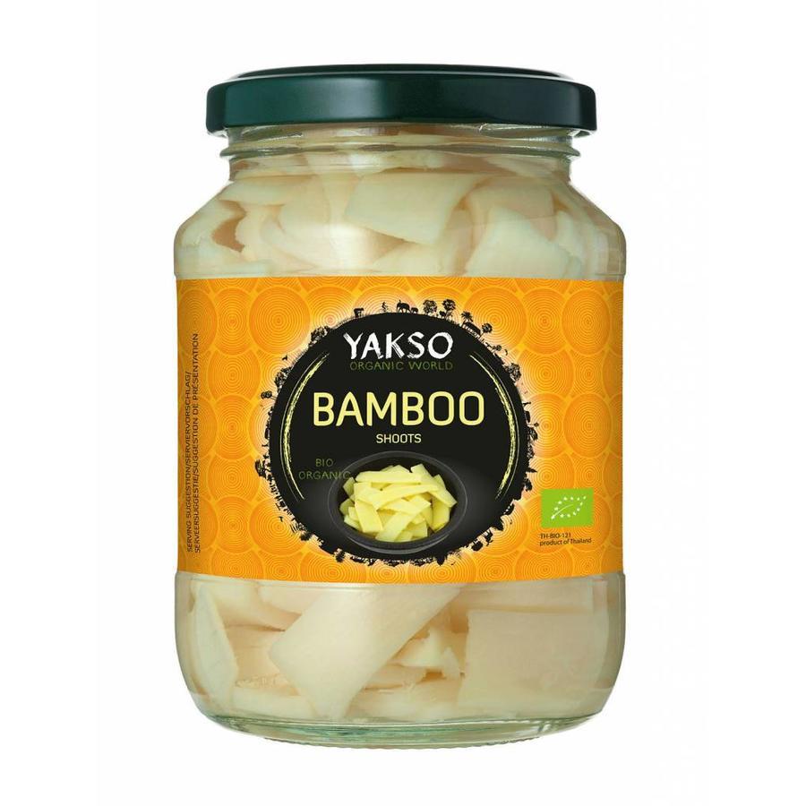 Bamboescheuten Biologisch