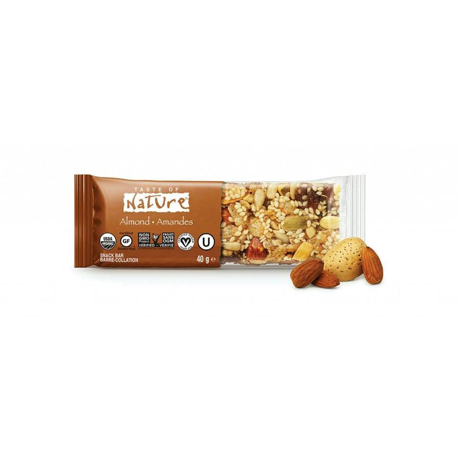 Almond Organic Fruit & Nut Bar Biologisch