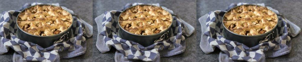 Recept: glutenvrije appeltaart Schär