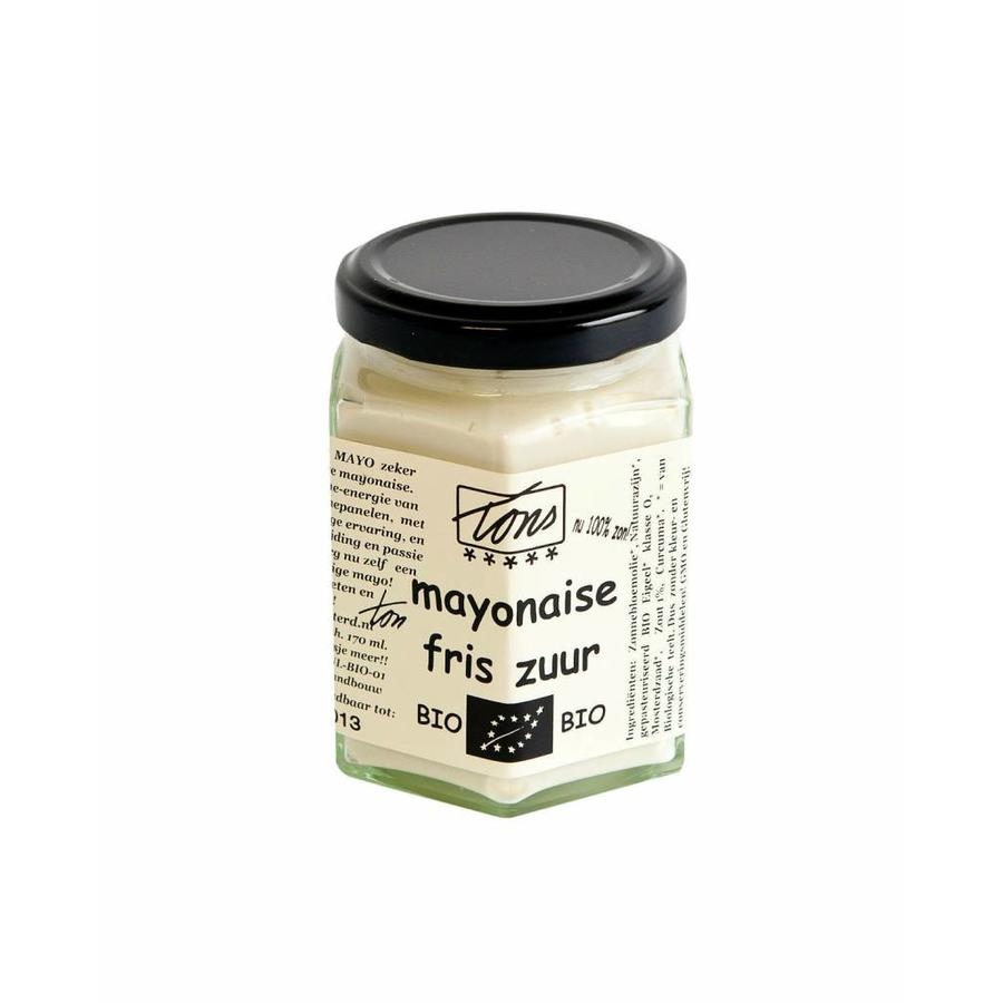 "Mayonaise ""Fris Zuur"" Biologisch"
