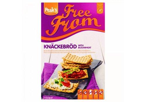 Peak's Free From Knackebrod met Boekweit