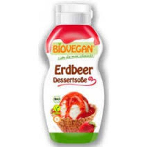 Biovegan Aardbeiensaus Biologisch