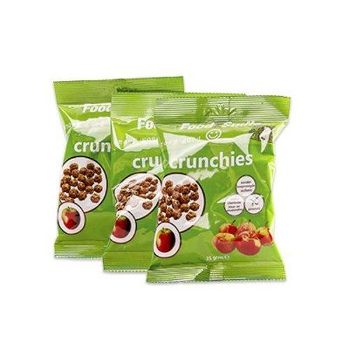 Food2Smile Crunchies Appel