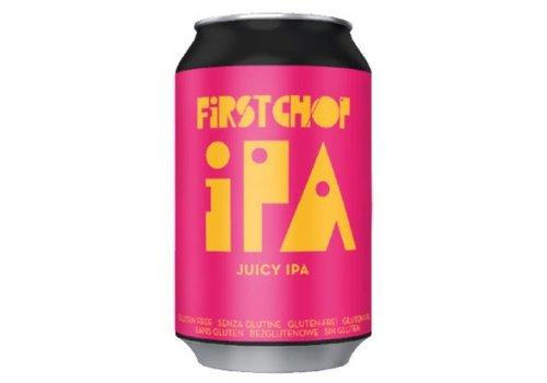 First Chop IPA Juicy IPA (THT 05-2019)