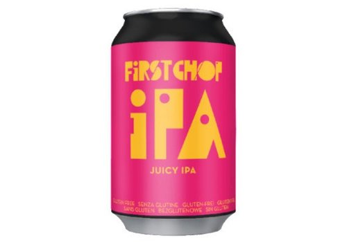 First Chop IPA Juicy IPA
