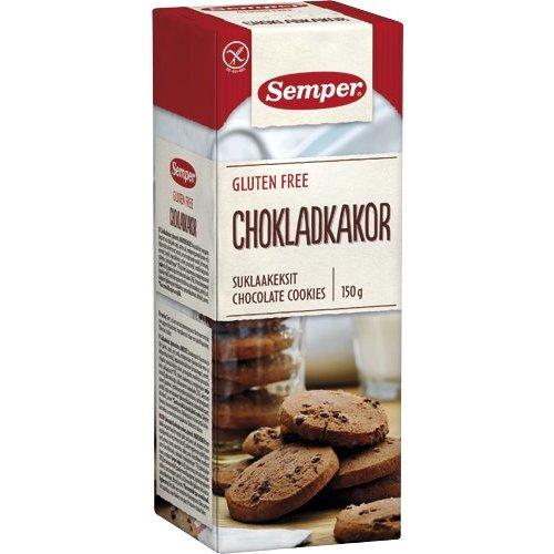 Semper Chocoladekoekjes ( THT 27-3-2019)