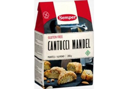 Semper Amandelkoekjes (Cantucci) (THT 3-8-2018)