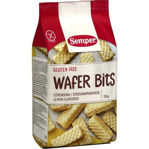 Semper Citroen Wafeltjes (Wafer Bites)