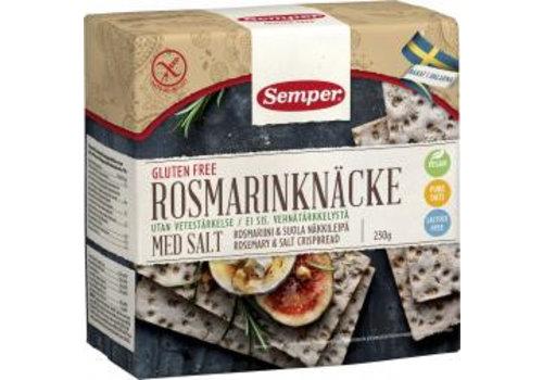 Semper Knackebrod met Rozemarijn en Zout