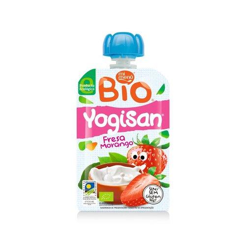 Mi Menu Bio Drinkyoghurt Aardbei Biologisch