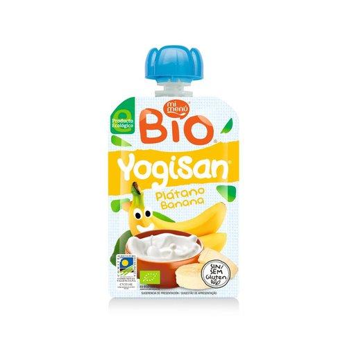 Mi Menu Bio Drinkyoghurt Banaan Biologisch