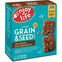 Grain & Seed Bars Chocolate Marshmallow (5x28g)