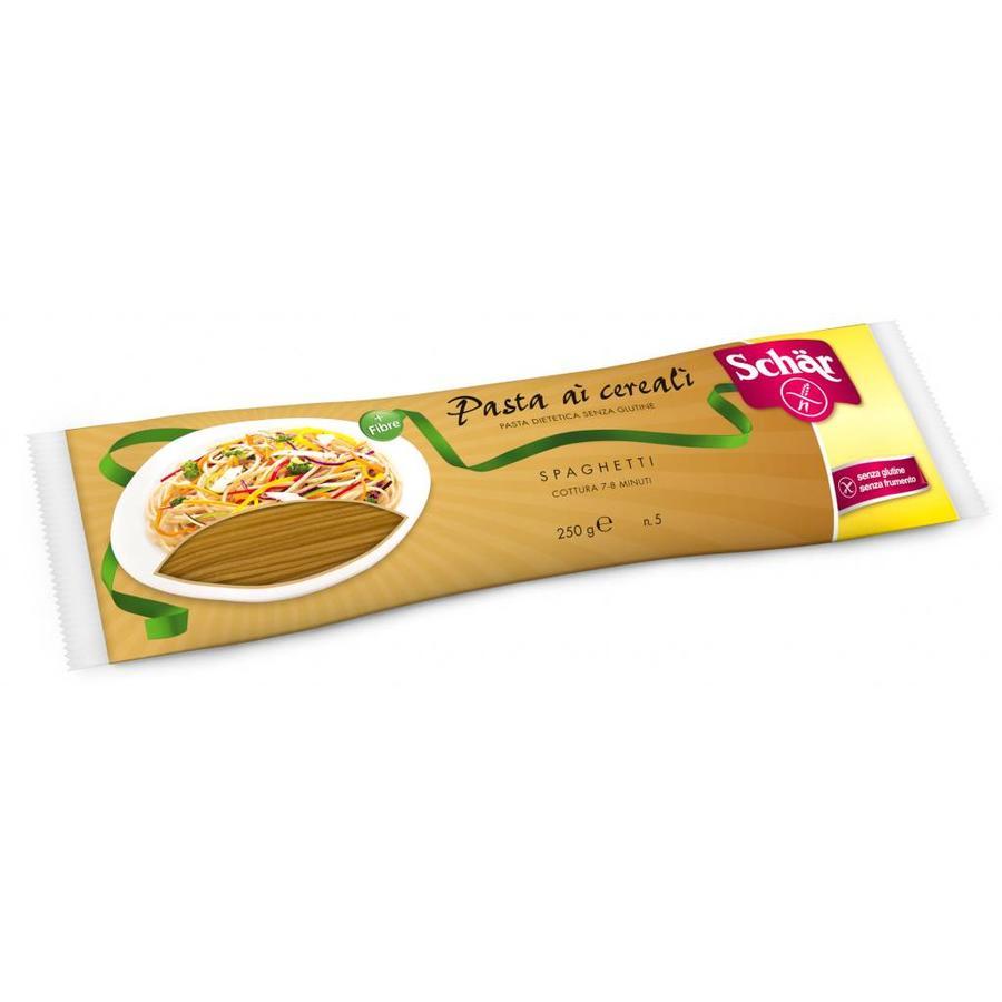 Meergranen Spaghetti