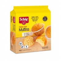 Muffin met Yoghurt