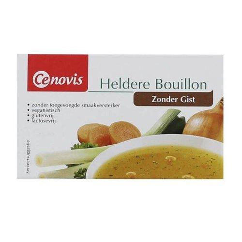 Cenovis Heldere Bouillon Zonder Gist