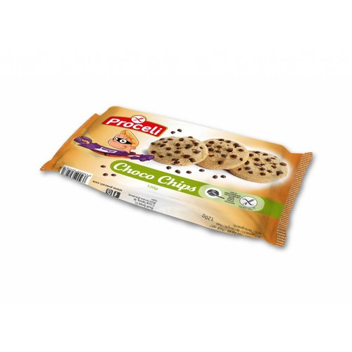 Proceli Choco Chips Cookies (THT 9-3-2019)