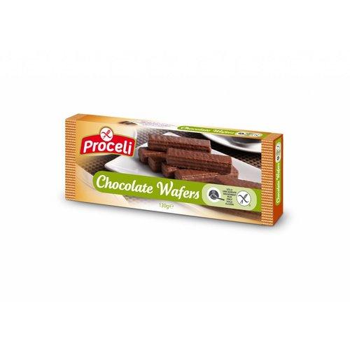 Proceli Chocolade Wafels (THT 11-5-2019)