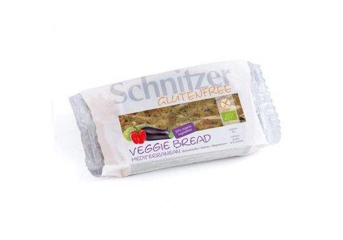 Schnitzer Veggie Bread Mediterranean Biologisch