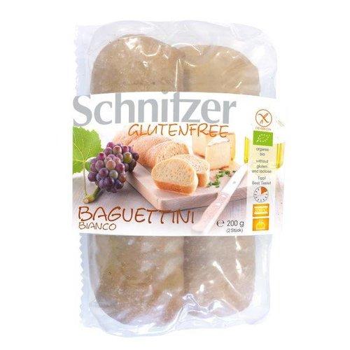 Schnitzer Baguettini Wit Biologisch