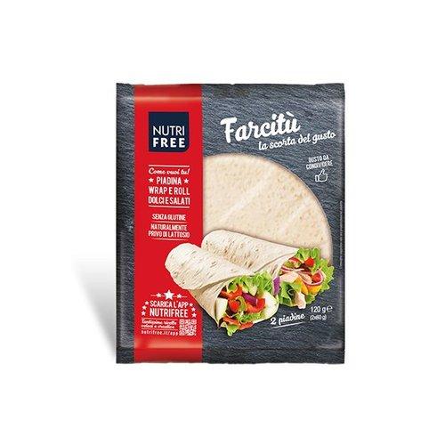 Nutrifree Farcita (Wraps)