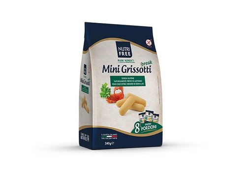 Nutrifree Mini Grissotti Break (Mini Soepstengels)