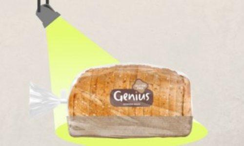 Genius bruin brood is weer bestelbaar!