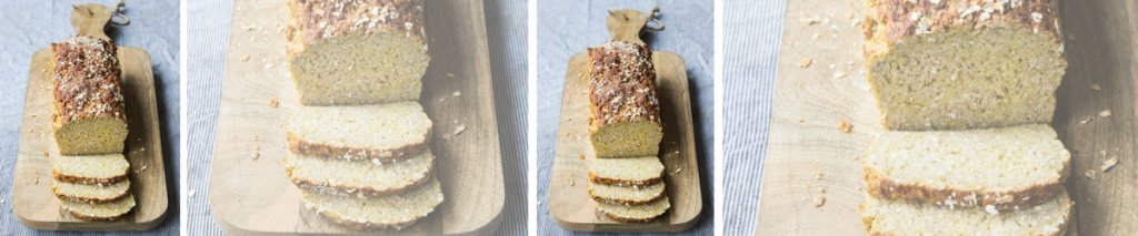 Recept: glutenvrij havermout brood