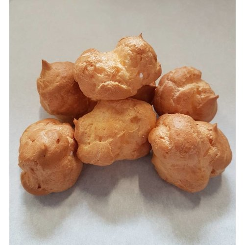 Marjan's Bakery Diepvries Slagroomsoesjes Lactosevrij