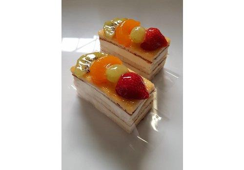 Marjan's Bakery Diepvries Vruchten Gebak 2 stuks