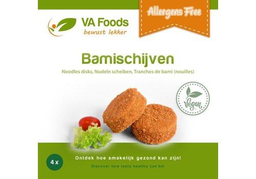 Va Foods Diepvries Bamischijven 4 stuks