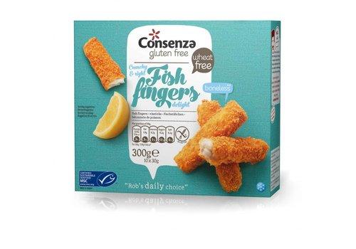 Consenza Diepvries Crunchy Vissticks