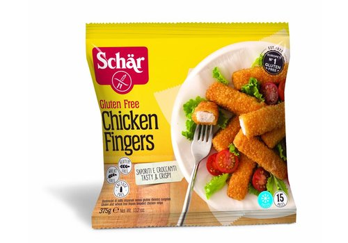 Schär Diepvries Chicken Fingers