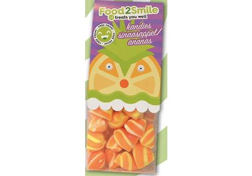 Food2Smile Kandies Sinaasappel Ananas (THT 08-2018)