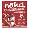 Nakd Strawberry Crunch 4-Pack