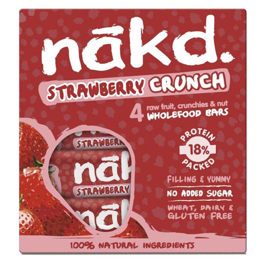 Strawberry Crunch Bar 4-pack