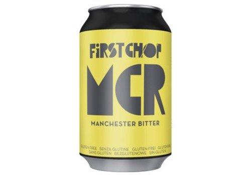 First Chop MCR Manchester Bitter