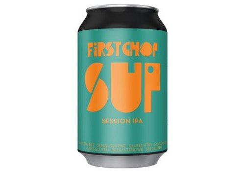 First Chop SUP Session IPA (THT 05-2019)