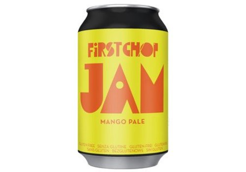First Chop JAM Mango Pale