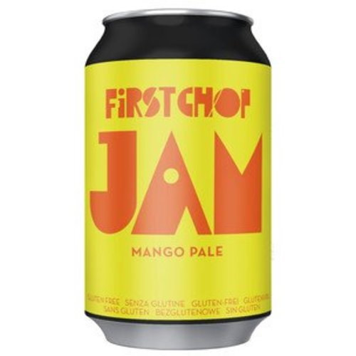 First Chop JAM Mango Pale