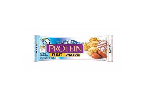 Oskri Protein Bar met Pinda